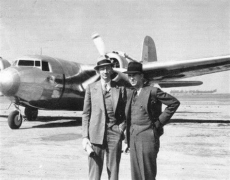 Test & Research Pilots, Flight Test Engineers: Carl Anson