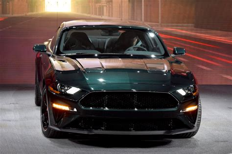 Number One with a Bullitt: 2019 Ford Mustang Bullitt Pays