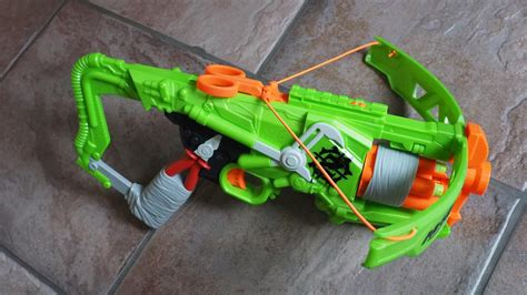 NERF Zombie Strike Outbreaker Bow Review | Trusted Reviews
