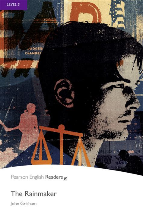 Pearson English Readers Level 5 - The Rainmaker (MP3 Audio CD Pack) (Level 5) by John