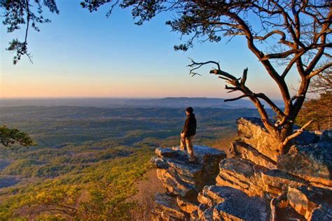 Cheaha State Park | Highest place in AL | State parks