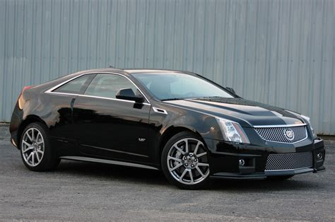 First Drive 2011 Cadillac CTS-V Coupe - Autoblog 日本版