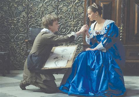 Cold reception for 'Tulip Fever,' a film with too many