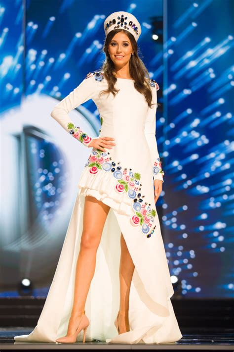 Miss Universe National Costumes 2016 Part 4: Virgins