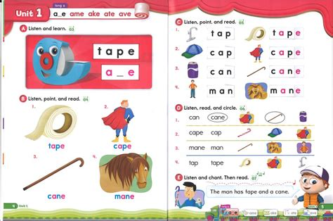 Oxford Phonics World 3 Long Vowels Student Book with Multi ROM/AKブックス