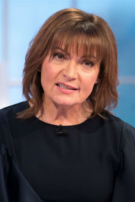 Lorraine Kelly apologises after she's accused of 'mocking