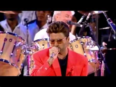 Queen & George Michael - Somebody to Love - YouTube